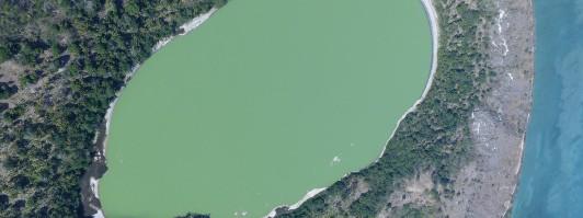 Dziani Lake Mayotte