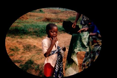 Enfant_Togo_1987_CP : Les Carrefours de la Spiruline